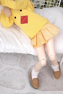 한 스커트_Yellow[MSD]
