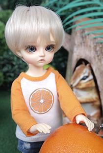 쥬시 후르츠 티_Orange[USD]