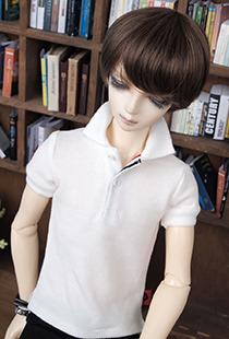 PK 티셔츠_White